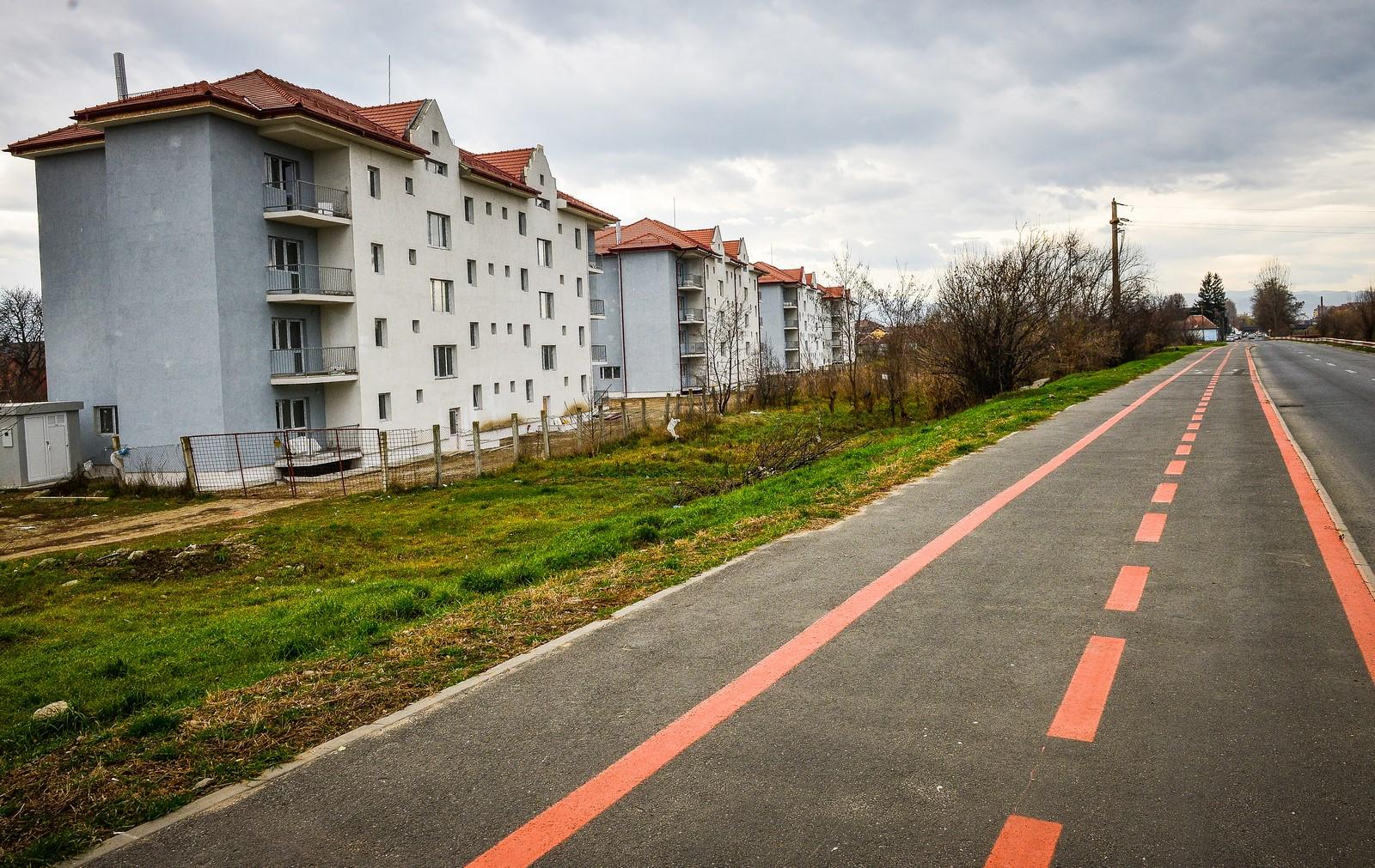 A fost semnat contractul pentru ridicarea a două noi blocuri ANL în Sibiu