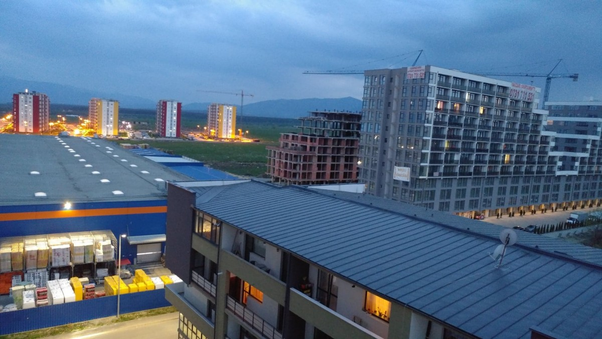 Chiria medie în Sibiu a ajuns la 290 de euro pentru două camere