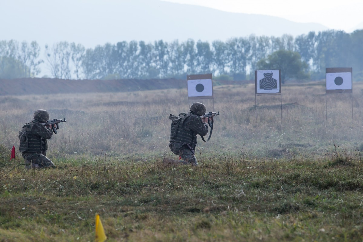 AFT anunță noi exerciții cu aruncătoare de grenade în Poligonul din Poplaca