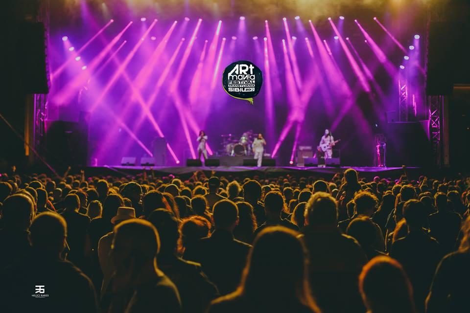 Festivalul ARTmania a anunțat primele trupe care vor cânta în Piața Mare în 2020