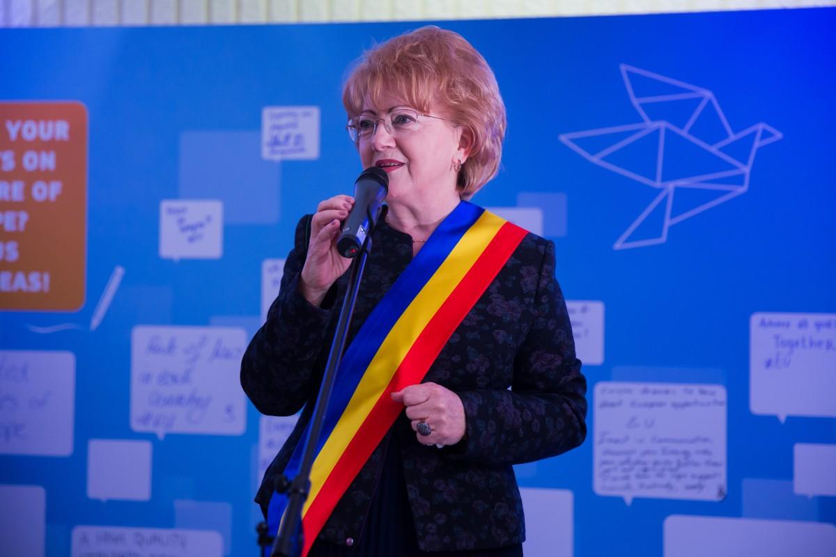 """Primarul Sibiului, de Ziua Națională a României: """"Am menținut țara noastră pe drumul corect, european"""""""