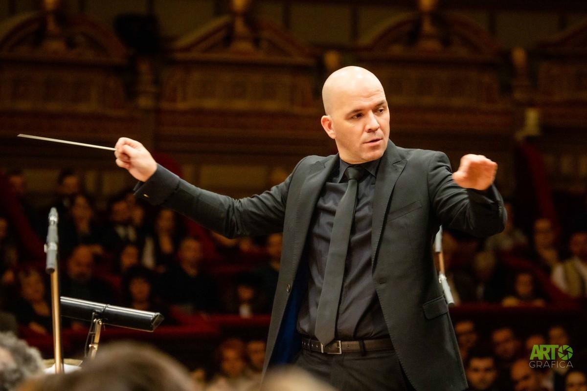 Directorul Filarmonicii de Stat a vorbit despre concertul de Crăciun și planurile de viitor ale orchestrei