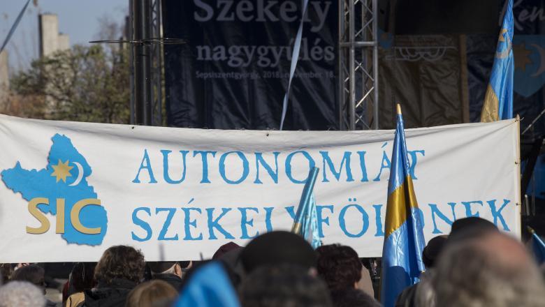 Senatul a respins proiectul privind autonomia Ținutului Secuiesc