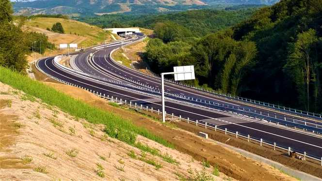 Încă o premieră: Lotul 3 al Autostrăzii Lugoj-Deva ar putea fi deschis cu limită de viteză la 80 km/h