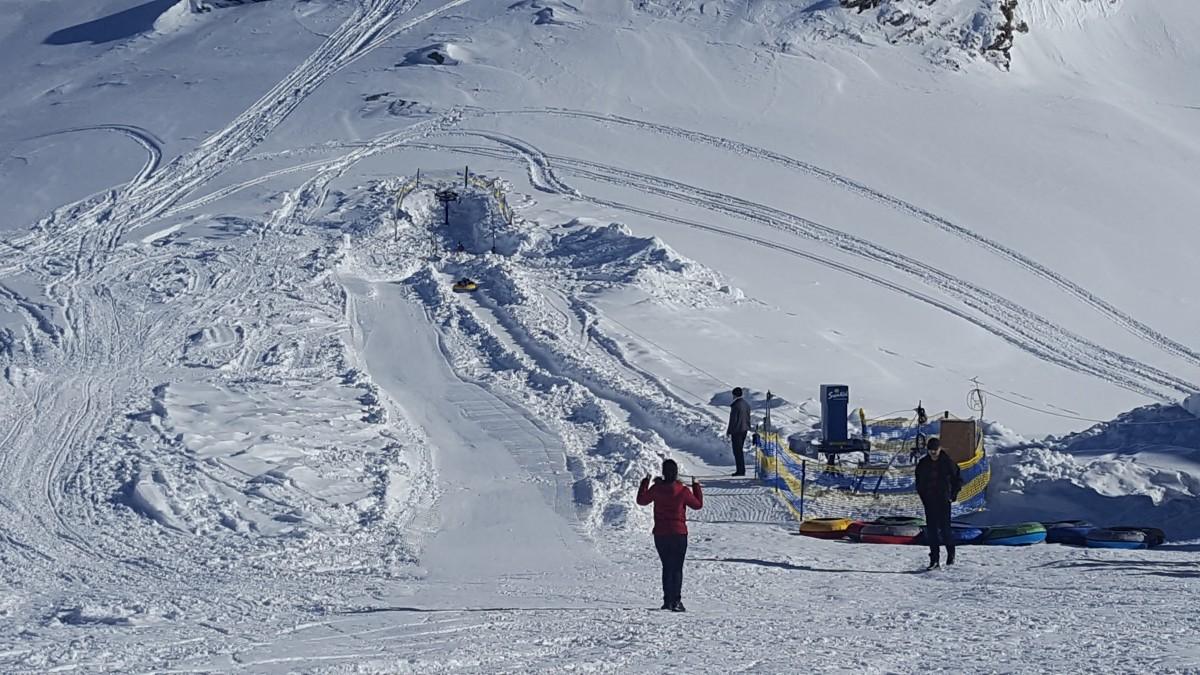 Risc mare de avalanșe, la Bâlea Lac