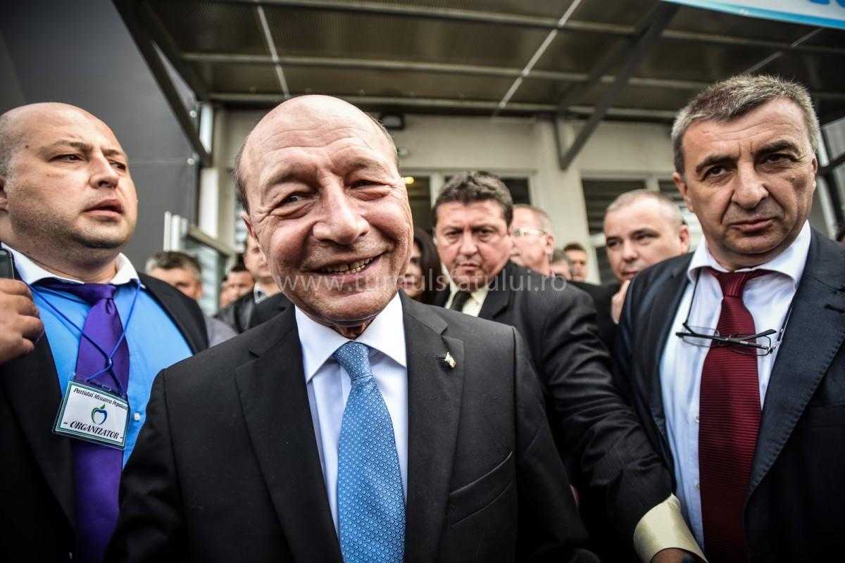 Curtea de Apel București: Băsescu, colaborator al securității