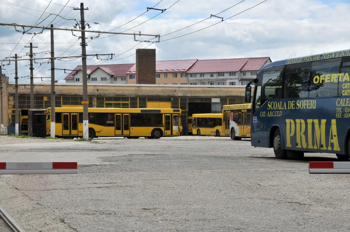 În patru luni, vechea autobază Tursib devine istorie