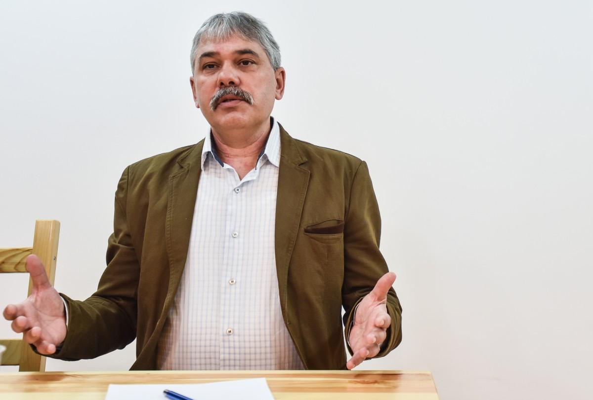 Benedek Zacharie, deputat UDMR:Voi rămâne tot în Sibiu, indiferent de modificările, ipotetice sau reale, ale organizării teritoriale