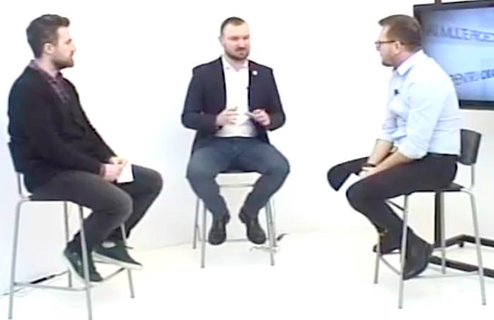 TSTV cu Adrian Bibu: Îmi mențin intenția de a candida la Primăria Sibiu