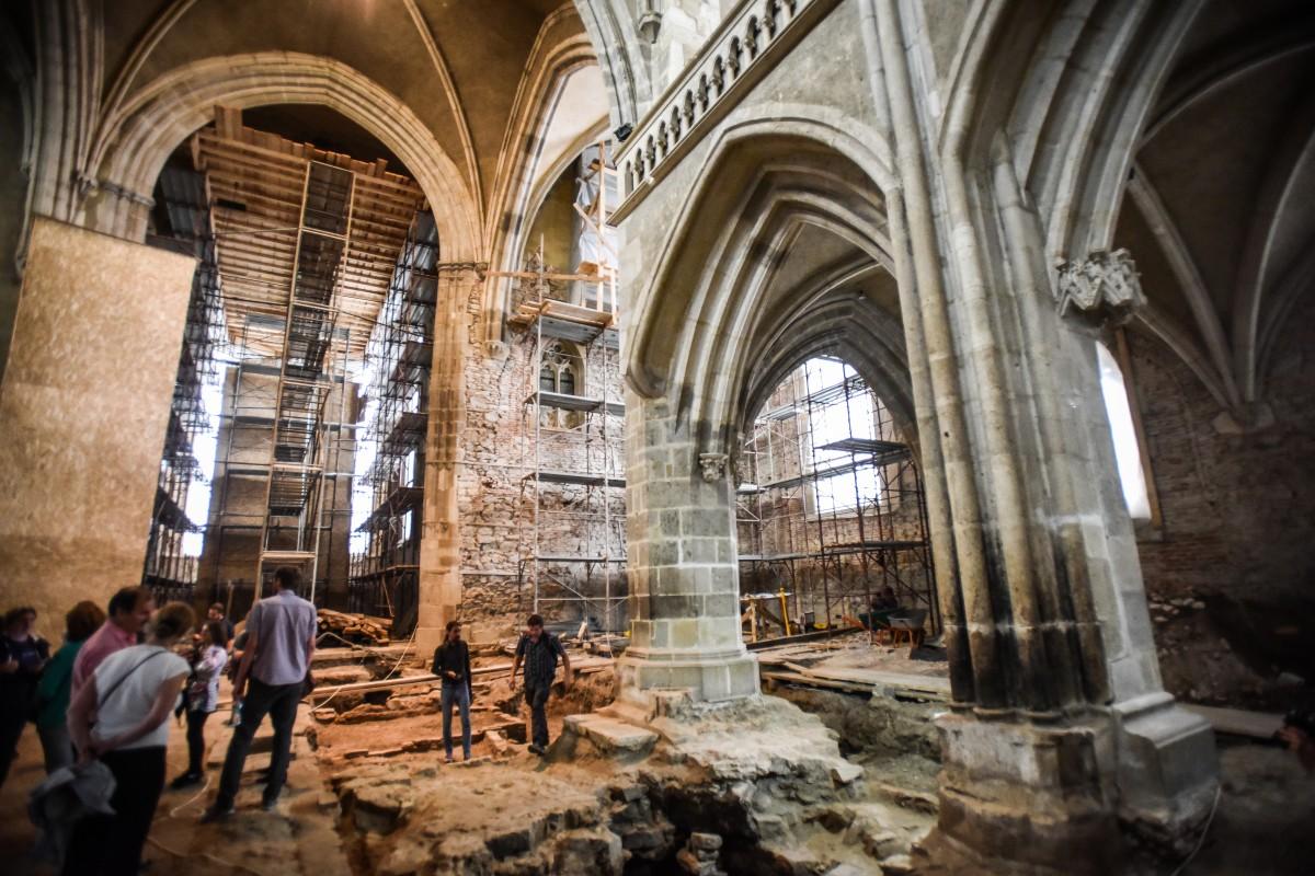 """De ce a refuzat Muzeul Brukenthal colaborarea cu șantierul """"secolului în Sibiu"""": nu erau cooptați și specialiști din muzeu"""