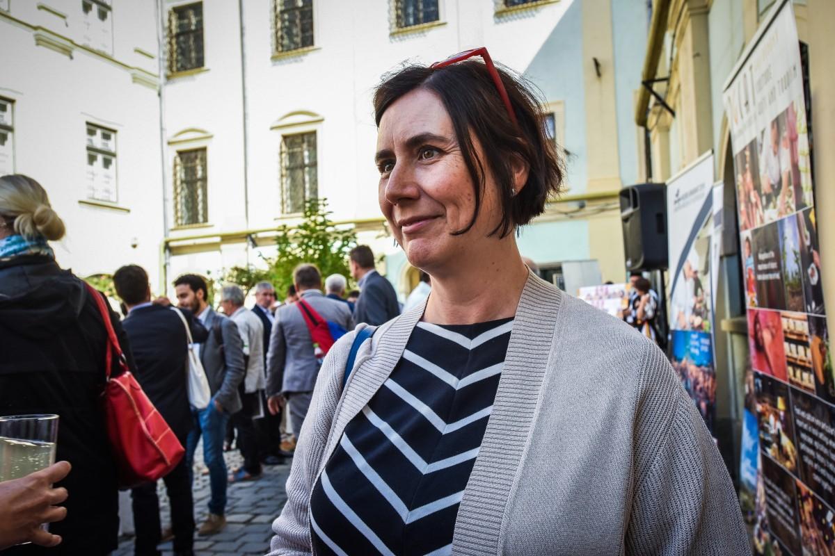 """Interviu cu președintele juriului pentru Regiune Gastronomică Europeană: """"Nicăieri altundeva nu am văzut asta, doar în Sibiu"""""""