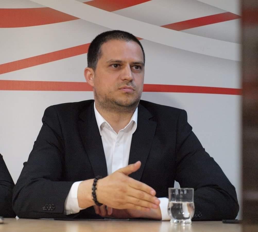 Bogdan Trif: PNL trebuie trimis prin vot în carantină politică, trebuie izolat