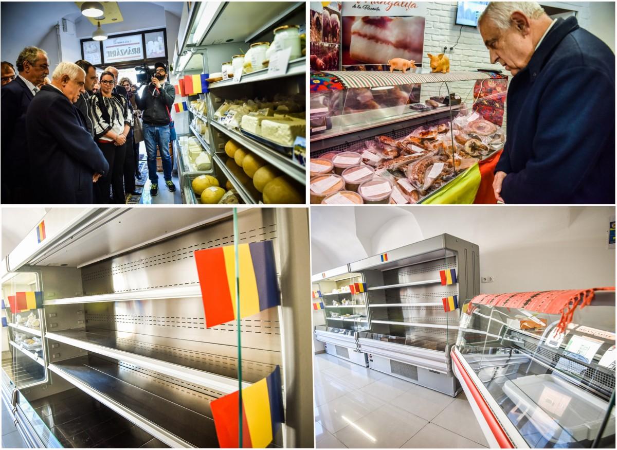 Brânzăria de la Sibiu, în pericol de faliment. Producătorii nu și-au luat banii, așa că au plecat