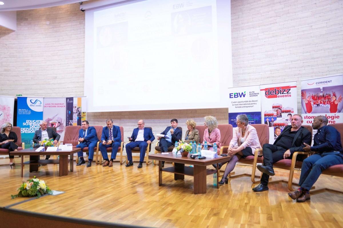 """Business Summit Transilvania: """"Investitorii vor investi dacă văd stabilitate economică"""""""