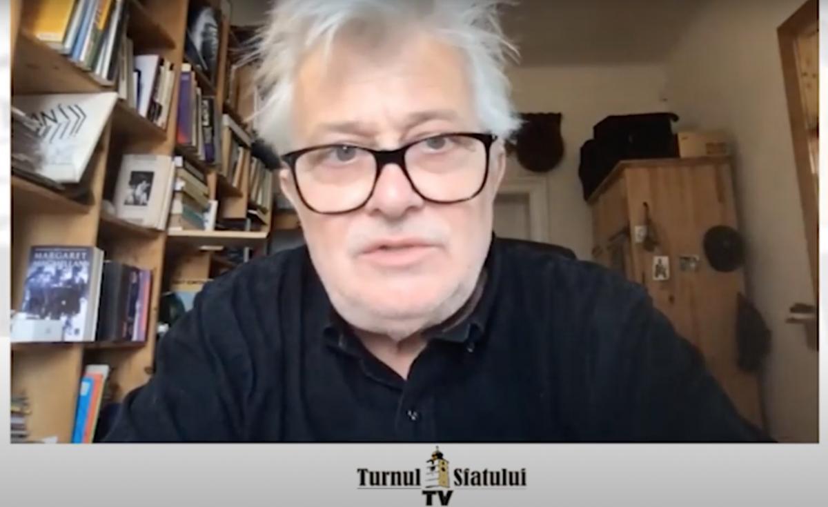 """TSTV Reeditarea primului film despre Sibiu. """"E șocant ce era atunci. Realmente nu puteai să faci o panoramă, aproape toate clădirile erau scrijelite, crăpate"""""""