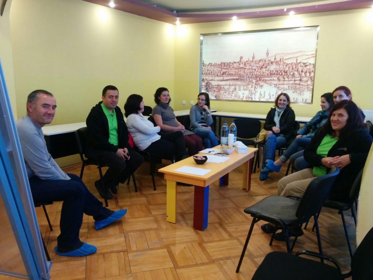 Interviu. Antreprenorul social Marius Ciucă: Poți găsi orice job în Sibiu în maxim două ore