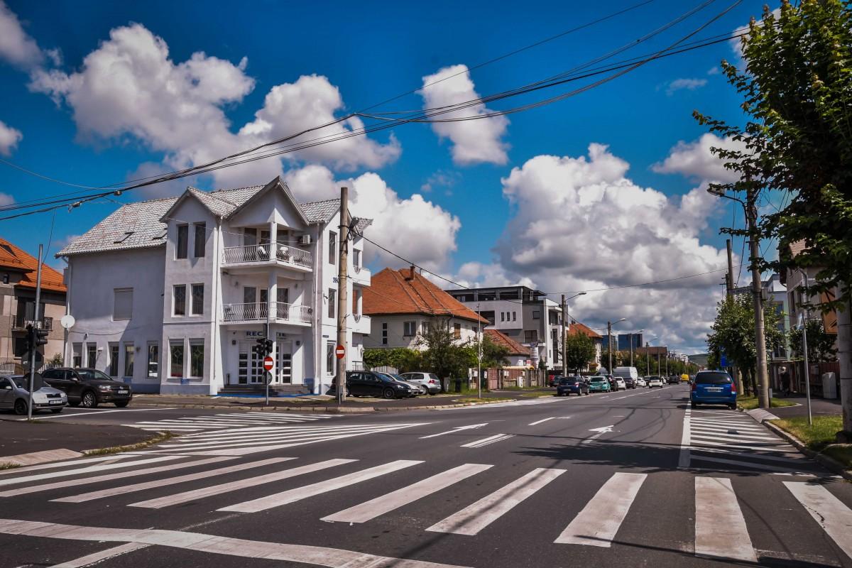 Finanțare din fonduri europene pentru transformarea Căii Dumbrăvii într-o stradă cu mobilitate smart