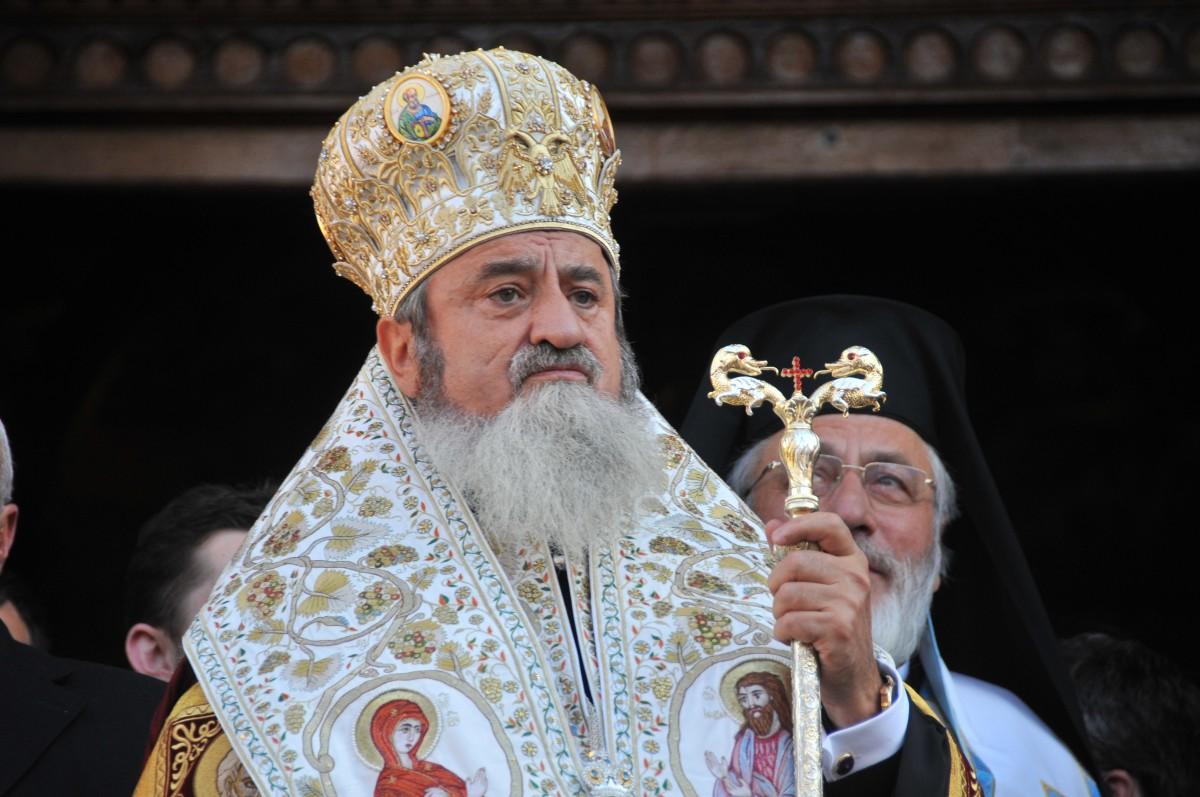 Mitropolitul Ardealului, rugaciune pentru cei care sunt în suferință, în frica morții, în spital sau în izolare