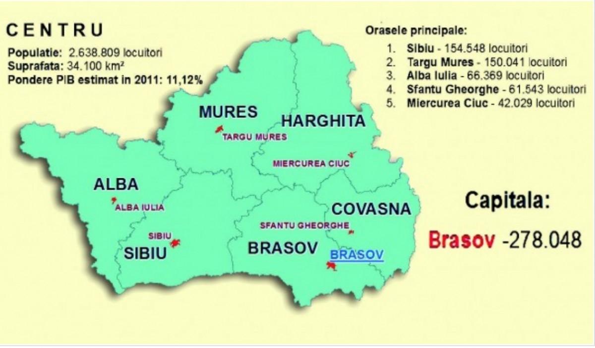 Brașovul se pregătește să fie capitală regională. Cumpără o clădire pentru viitorul sediu administrativ