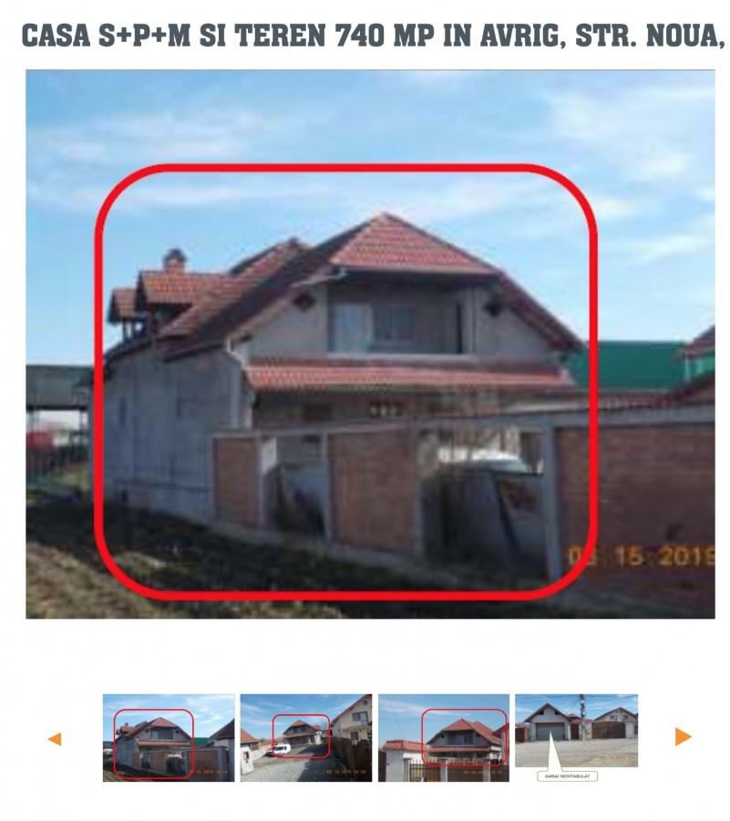 Cu cât vând băncile casele sibienilor cu datorii: cel mai mic preț, 36.000 de lei