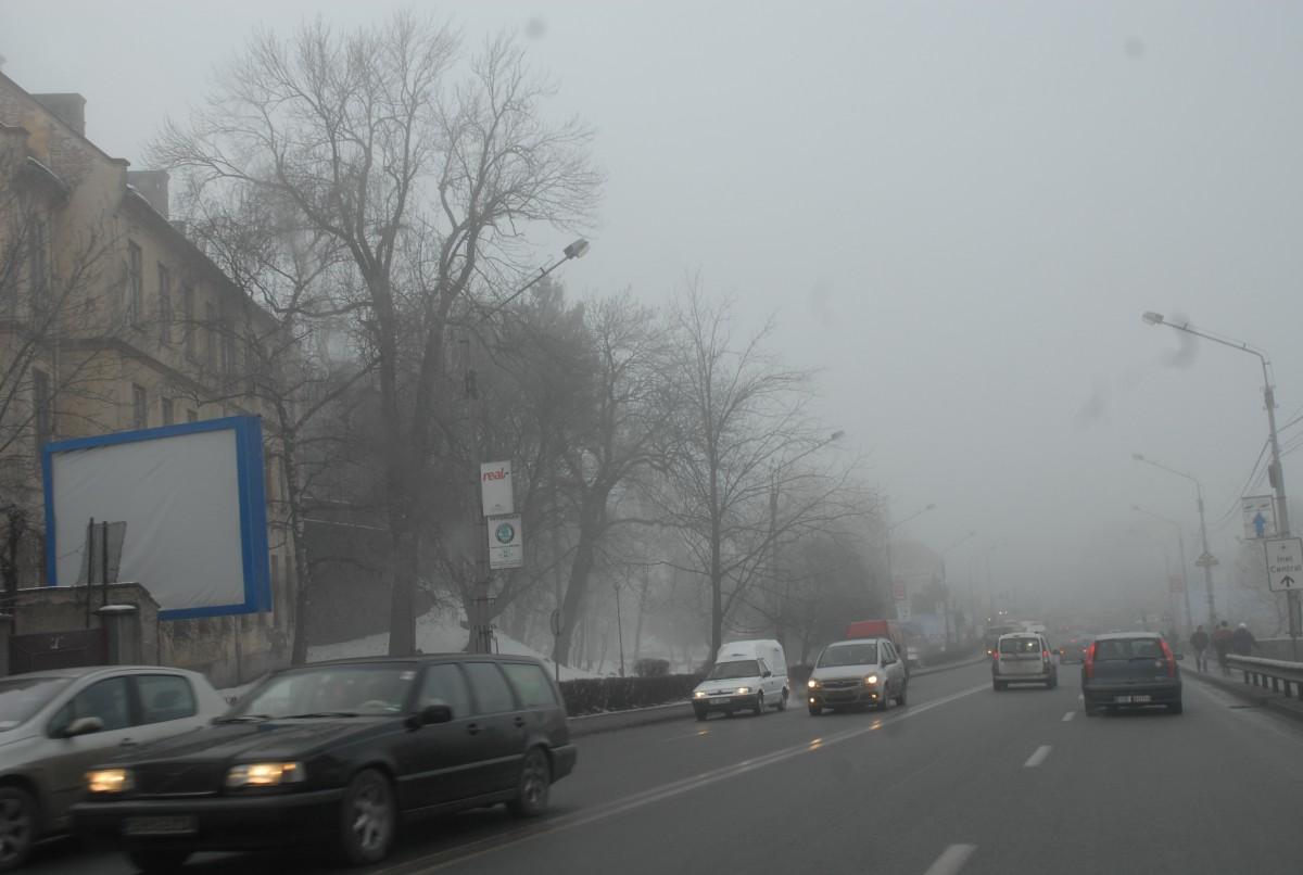 Anul Nou pe șoselele Sibiului: peste 130 de sancțiuni, infracțiuni și permise suspendate