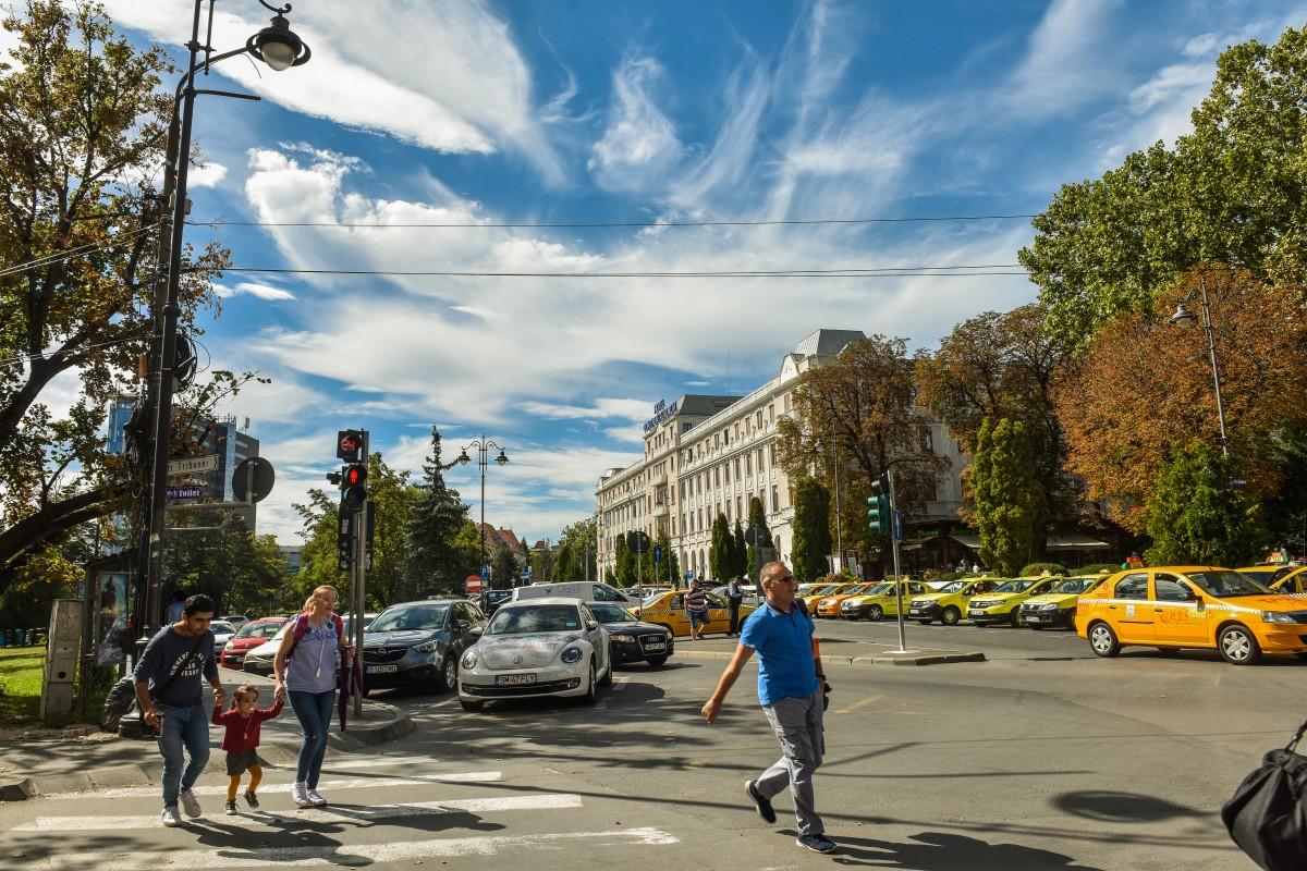 Schimbarea la față a Sibiului. Mergem și pe jos prin oraș?
