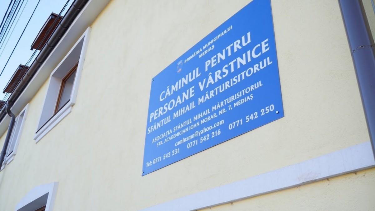 Coronavirusul a ajuns la Centru de Persoane Vârstnice din Mediaș. Toți angajații sunt testați