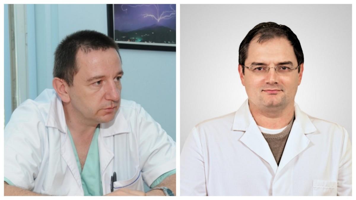 Profesorii-medici sibieni mai au o specializare: sudura țevilor de gaz