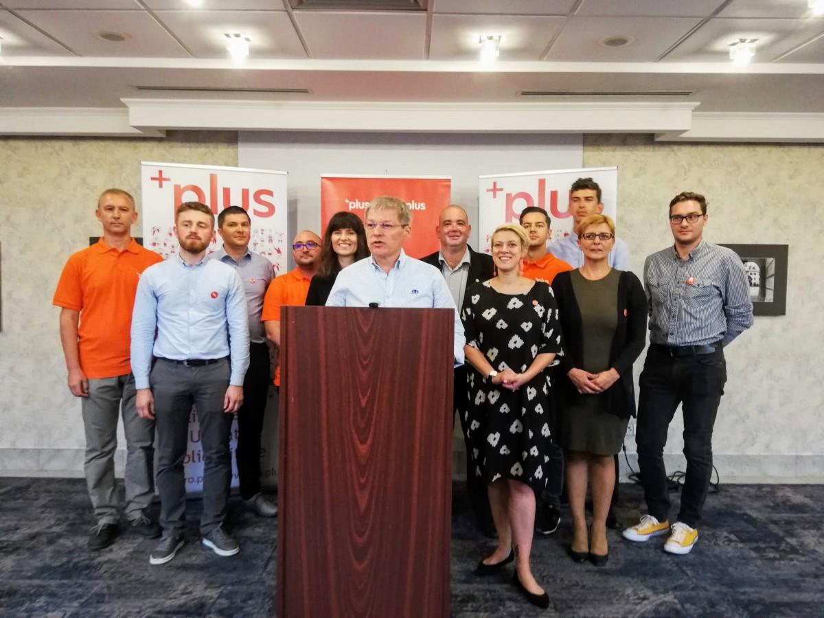 PLUS și-a anunțat candidații pentru Consiliul Local