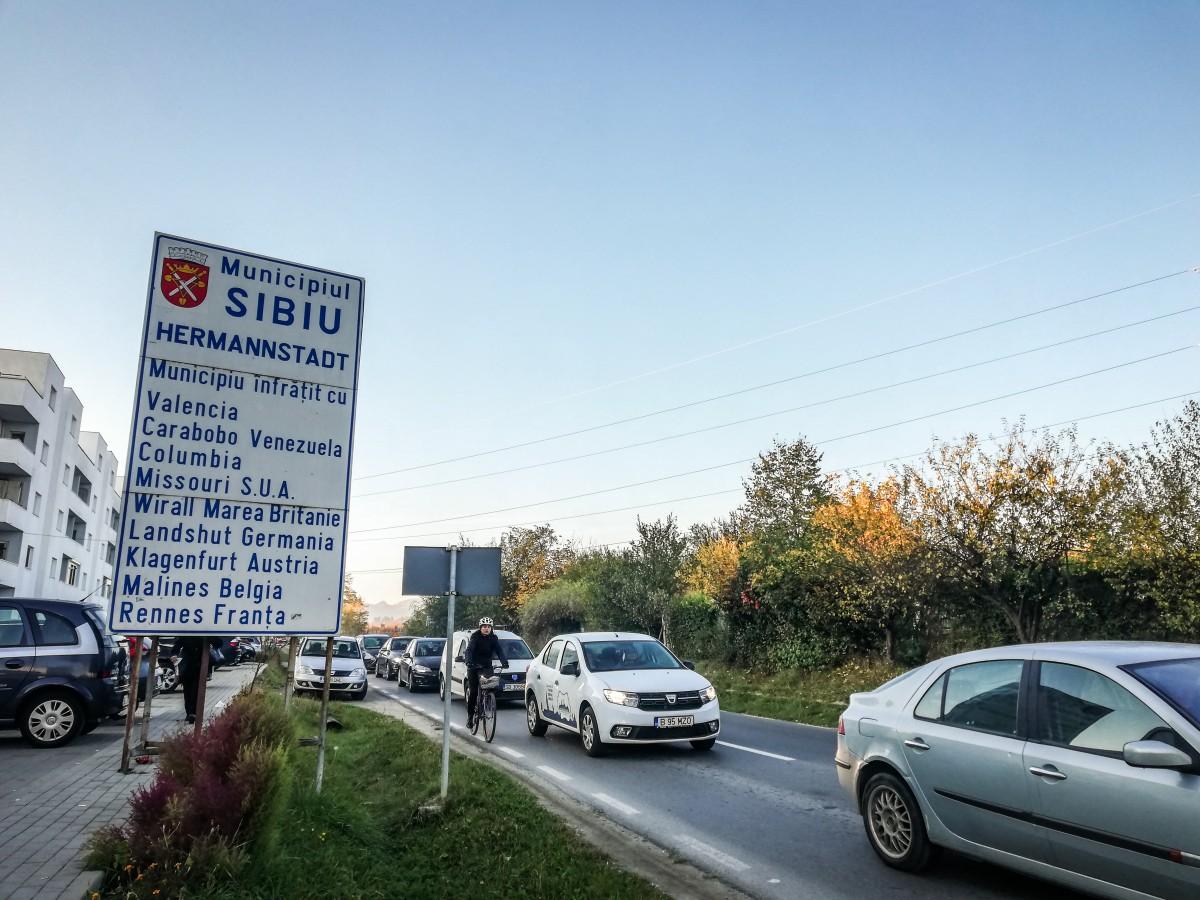 """Proiectul lărgirii drumului din cartierul Arhitecților: """"sperăm să fie gata mai repede de luna decembrie"""""""