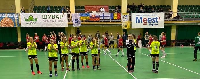 Măgura Cisnădie s-a calificat în turul III al EHF