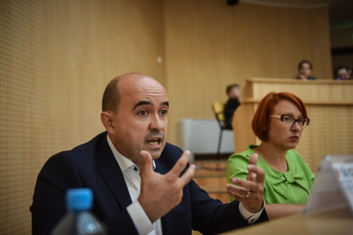 """Stanciu, în discuțiile pentru postul de subprefect de Sibiu. """"Nu e nimic bătut în cuie"""""""