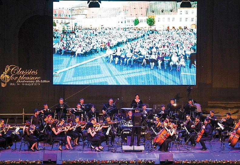 Ziua de doliu național aduce mici modificări în programul Festivalului Classics for Pleasure