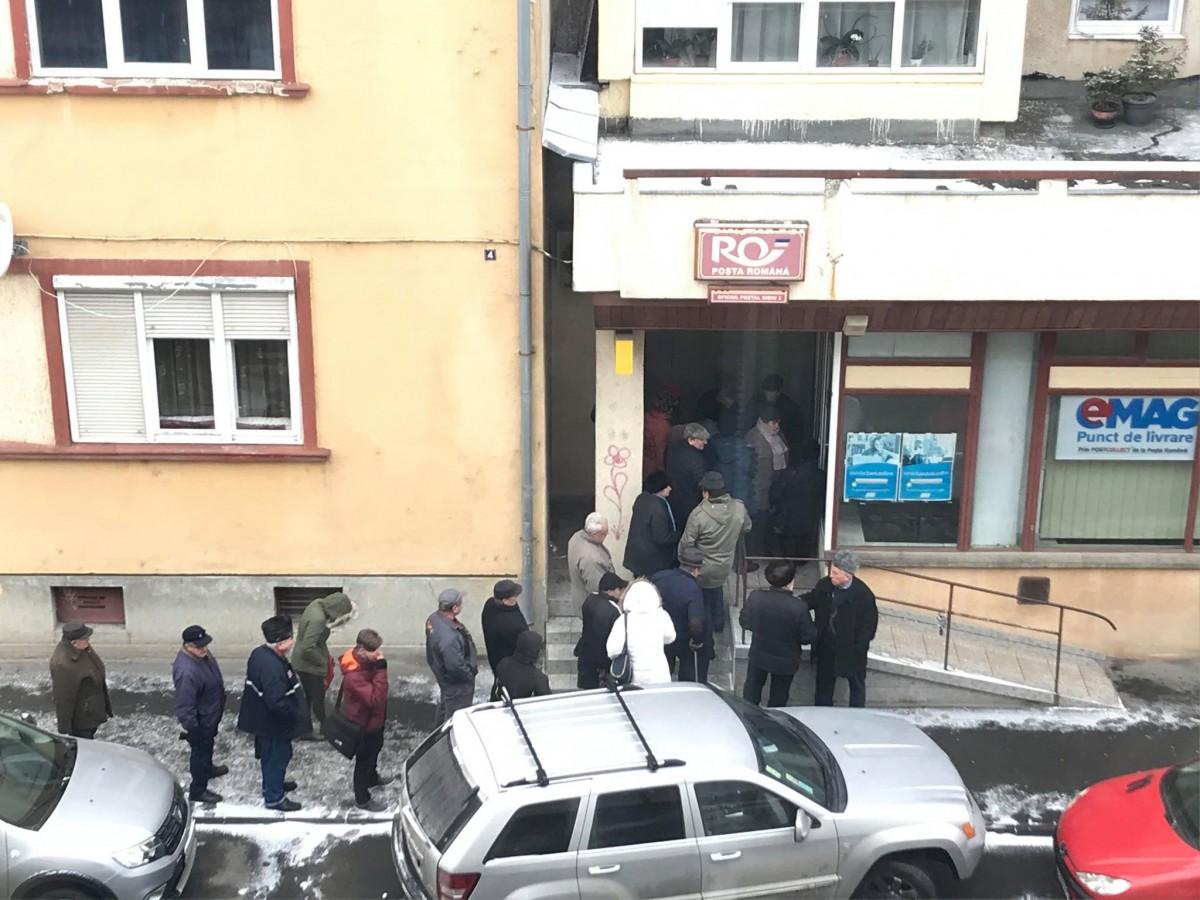 Poșta Română anunță un profit de 45 milioane, în ciuda serviciilor care lasă de dorit