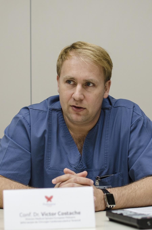 """Dr. Victor Costache demisionează de la Polisano. """"A ales să-și continue activitatea în alt spital"""""""