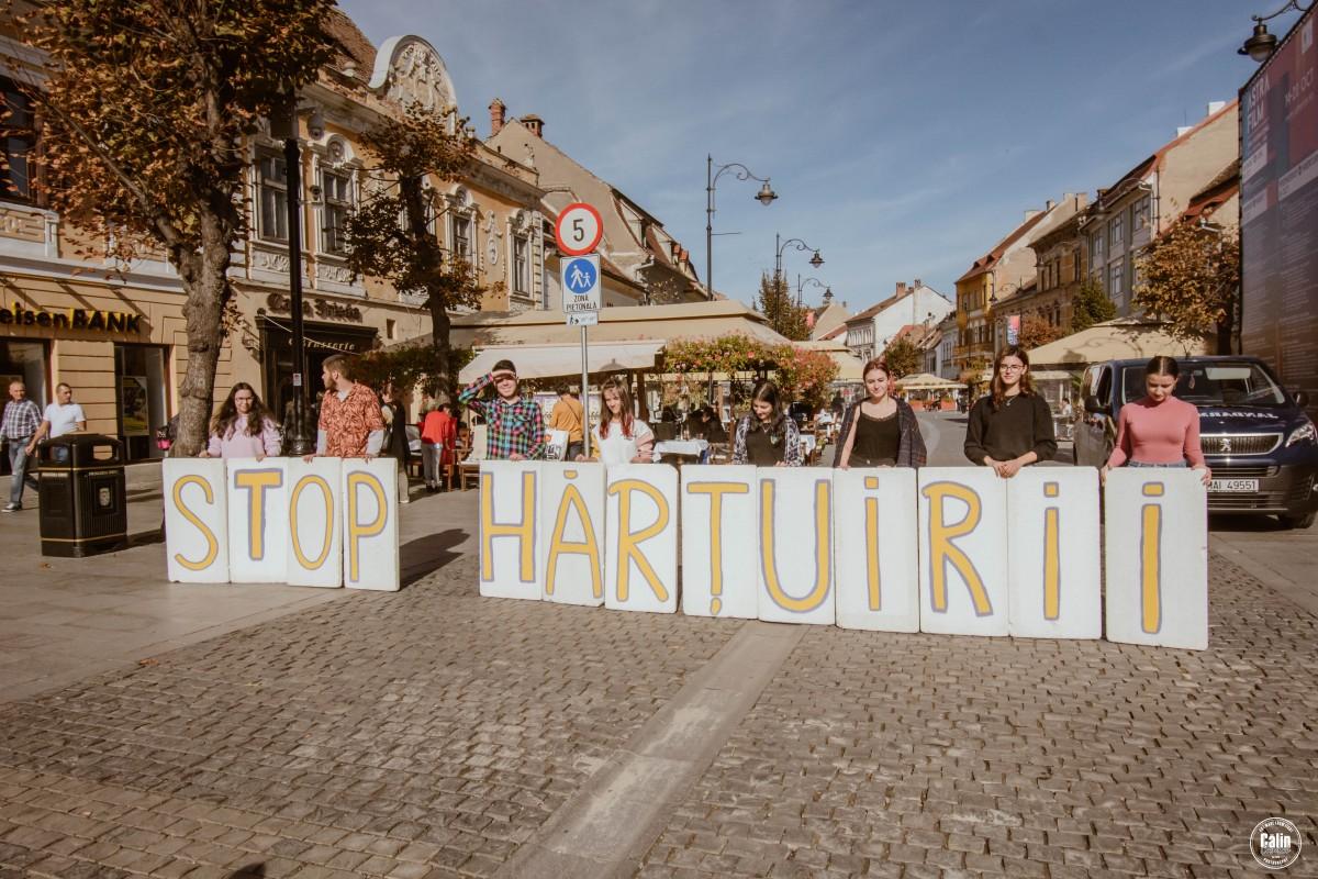 """Demersuri la Sibiu pentru prevenirea hărțuirii sexuale la locul de muncă: """"Sperăm ca acest fenomen nociv să fie mult diminuat"""""""