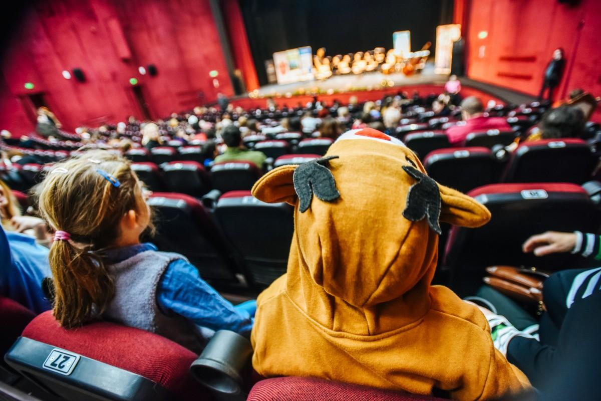 """Video. Au mai rămas câteva bilete pentru """"Copiii iubesc muzica clasică"""", concertul-eveniment dedicat celor mai tineri sibieni"""