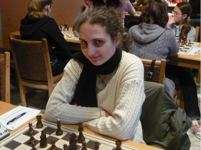 Interviu cu multipla medaliată la șah, Corina Moldovan: Șahul în Sibiu este în continuӑ dezvoltare