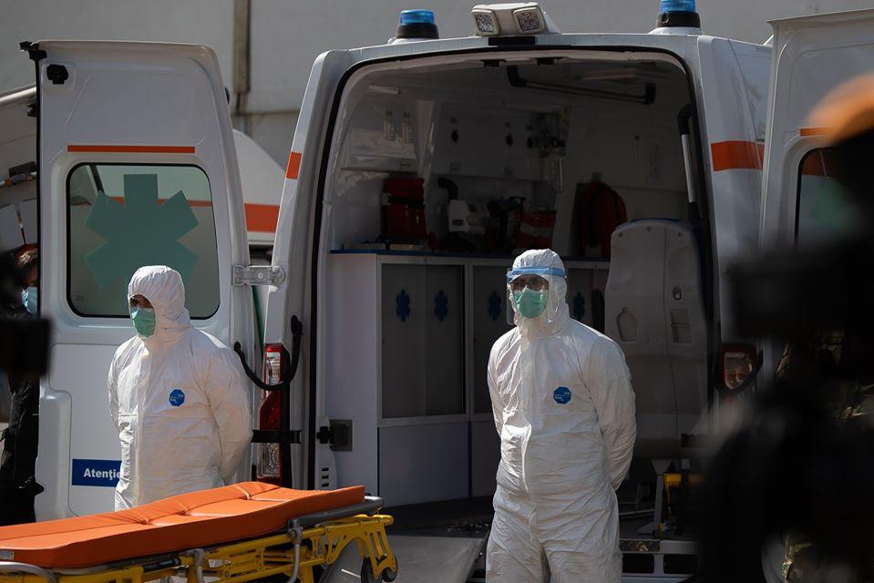 Coronavirus Sibiu: 3790 persoane în izolare și 195 în carantină
