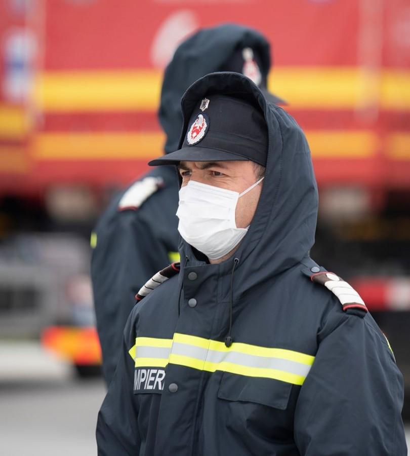Bilanțul total al deceselor a ajuns la 681. O asistentă de la DSP/ISU Neamț a murit acasă