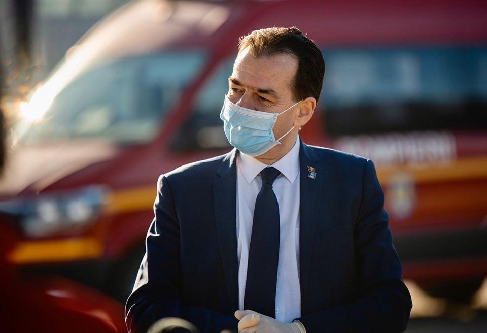 Orban: Vârful pandemiei va fi între 1 și 5 mai. Vom redeschide inițial activitățile unde riscul va fi mic