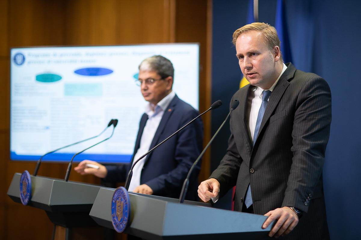 Ministrul Sănătății, Victor Costache, anunță modernizarea sistemului național de transfuzie