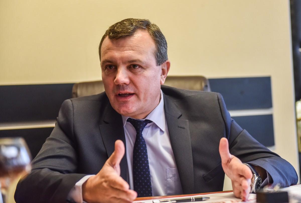 """Interviu cu noul șef al Poliției Sibiu: """"Nu e de schimbat nimic aici"""""""