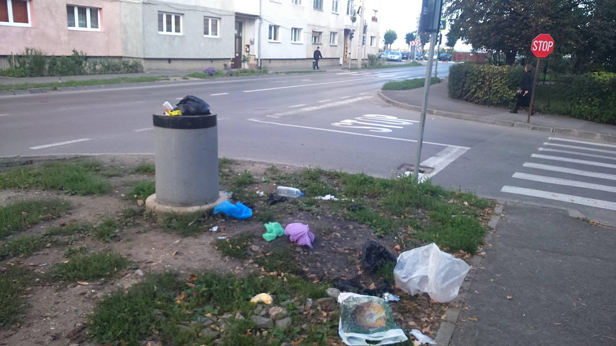 Primăria: sibieni, pregătiți-vă să împărțiți gunoiul în patru