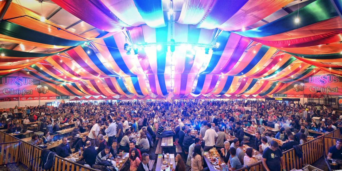 """Începe Cibinfest: """"Ne așteptăm la 3.000 de persoane în fiecare seară"""""""