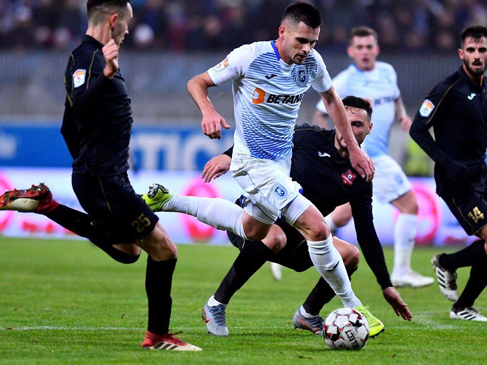 """Tensiuni la FC Hermannstadt după înfrângerea de la Craiova. """"Întrebați antrenorii, conducerea!"""""""