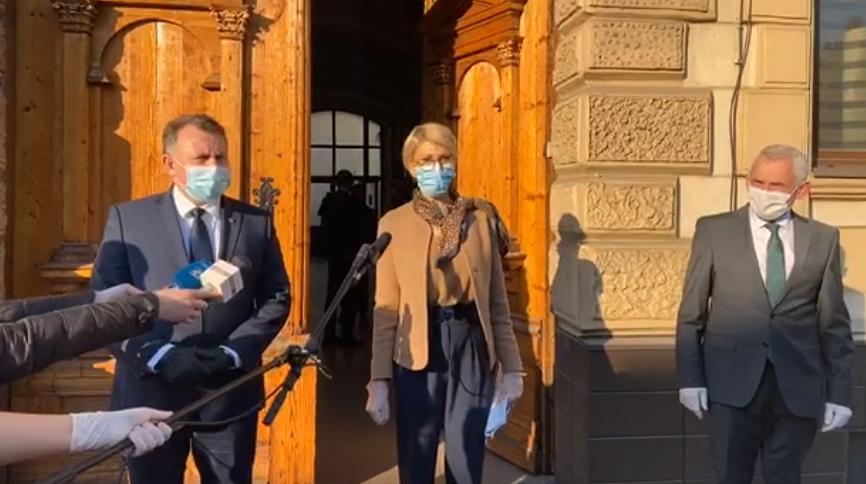 """Raluca Turcan laudă felul în care s-a mobilizat societatea civilă și sibienii: """"Sunt mândră de sibieni"""""""