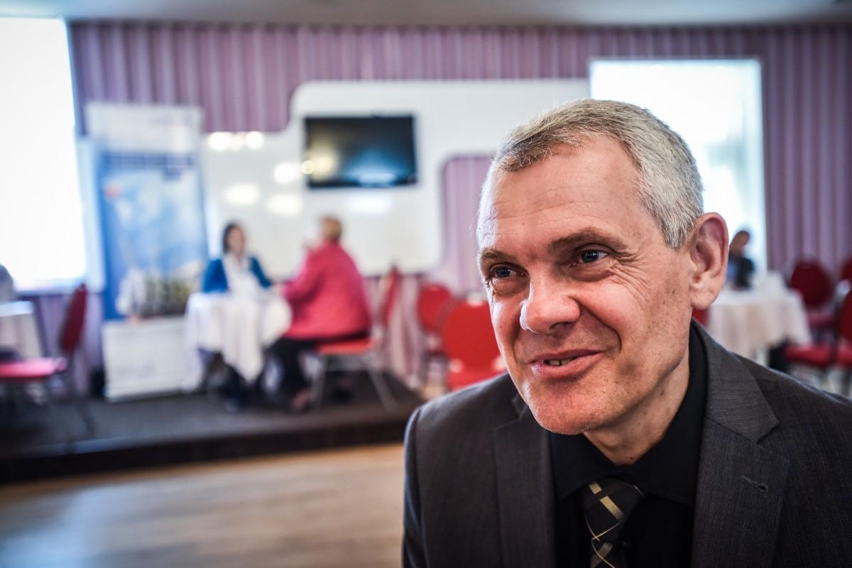 Mircea Crețu este noul prefect de Sibiu