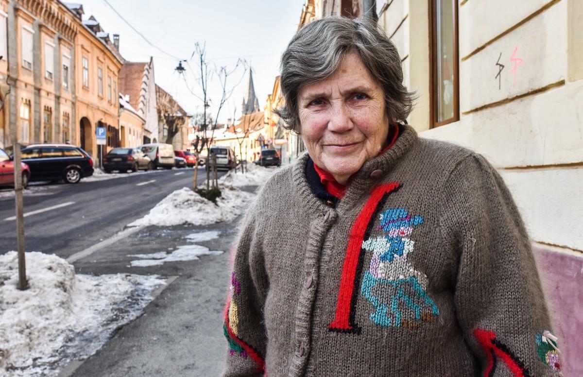 Latura neștiută a Sibiului. A schimbat viețile a sute de femei chinuite
