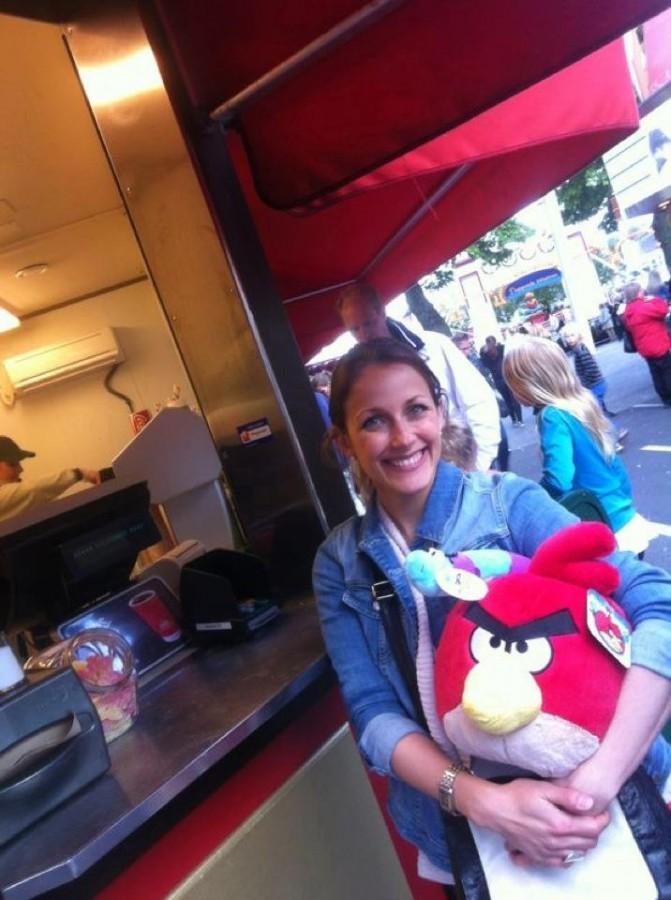 Cristina Roca – Shouri: nunta la Sibiu, viața la Stockholm